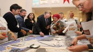Büyükelçi Christian Berger'den Mozaik Çalıştayı'na Tam Not