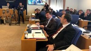 Cevheri, Kalkınma Bakanlığı Bütçe Komisyonunda Konuştu