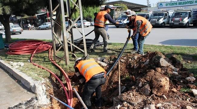 DEDAŞ'tan Urfa'ya 115 Milyonluk Yatırım