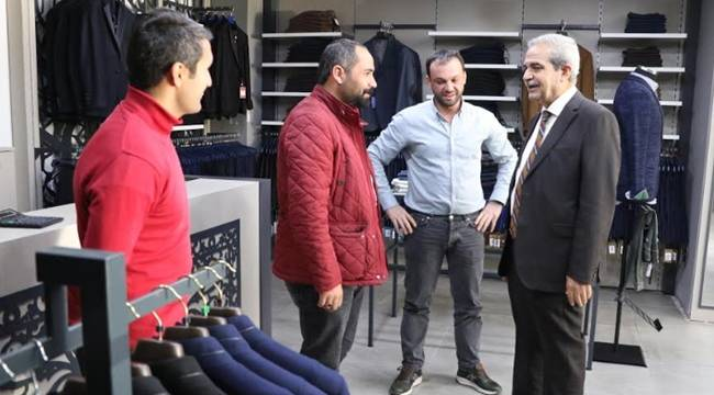 Demirkol, Hamidiye Mahallesinin Taleplerini Dinledi-Videolu Haber