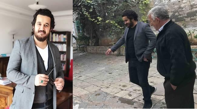 Dünyaca Ünlü Yönetmenin Hayatı Urfa'da Film Oluyor