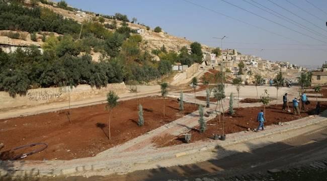 Eyyübiye'ye Yeni Parklar Kazandırılıyor- Videolu Haber