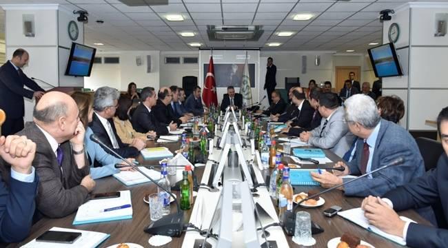 Fırat - Dicle havzası kuraklık yönetim planı hazırlanıyor