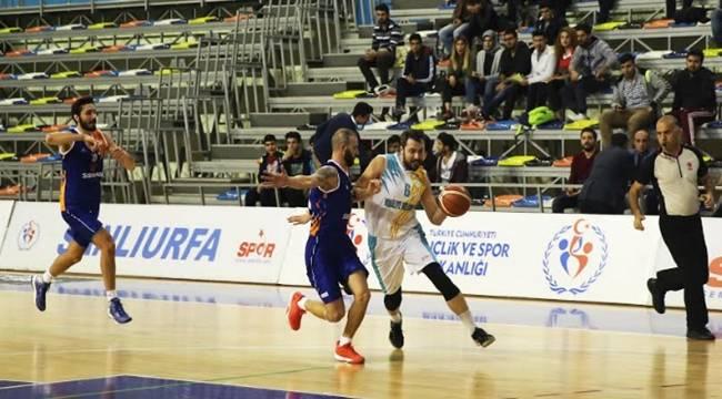 Haliliye Basketbol Takımı 5'te 5 Yaptı-Videolu Haber