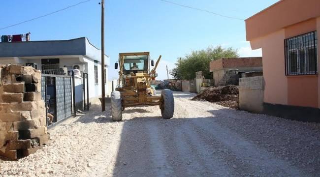 Haliliye'de 5 Mahallede Aynı Anda Yol Çalışması-Videolu Haber