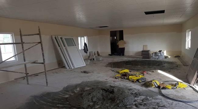 Harran'da Jimnastik salonu açılıyor