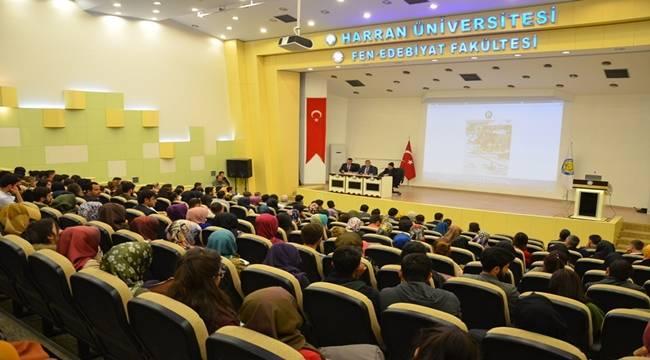 Harran Üniversitesi Öğrencileri Sordu Rektör Taşaltın Cevapladı