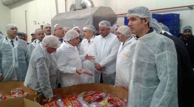 İncir üreticileri Jeotermalin Etkisini Bakan Fakıbaba'ya sordu