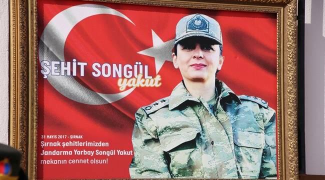 Jandarmanın ilk kadın şehidinin ismi Şanlıurfa'da Yaşayacak