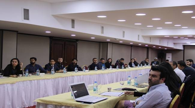 Kan Hastalıkları Federasyonu Şanlıurfa'da Toplantı Düzenledi