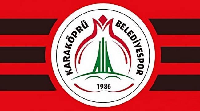 Karaköprü Belediyespor'dan taraftar derneği açıklaması