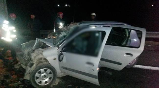 Karaköprü'de Feci Kaza, 2 Ölü