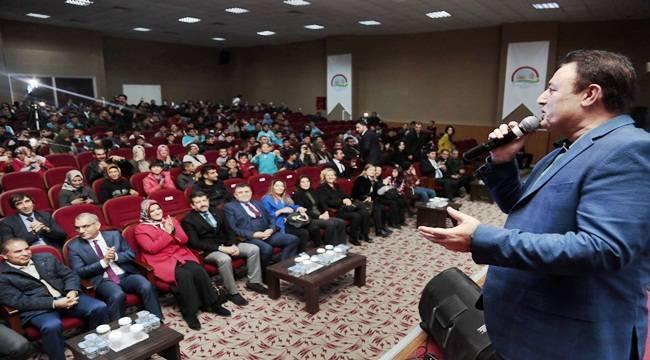Mahmut Tuncer Urfa'daki Programa Damga Vurdu- Videolu Haber
