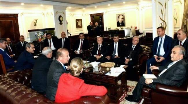Mardin'in tarımsal sorunlarını masaya yatırıldı