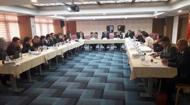 MASKİ, Ankara'da enerji verimliliğini görüştü