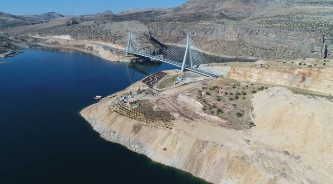 Nissibi Köprüsünün Yanına dev sosyal tesis yapılıyor