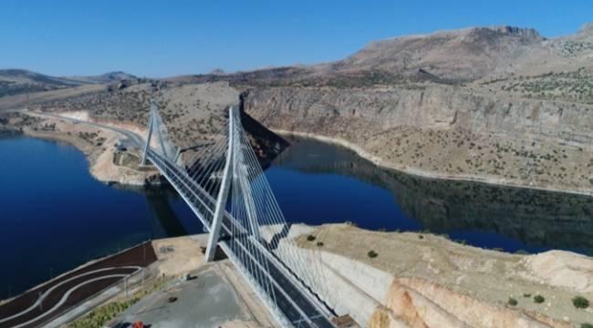 Nissisibi Köprüsü Güneydoğu ekonomisine baharı getirdi
