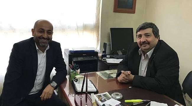 MHP Şanlıurfa İl Teşkilat Başkanından Güler'e Ziyaret