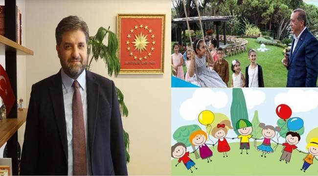 Önen'den Dünya Çocuk Hakları Günü mesajı