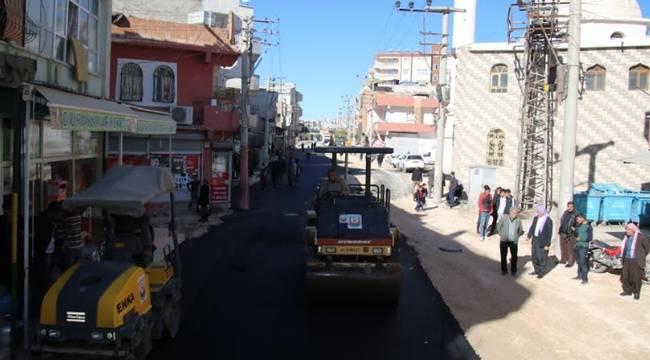 Şanlıurfa Büyükşehir'den Hafta Sonu Mesaisi- Videolu Haber