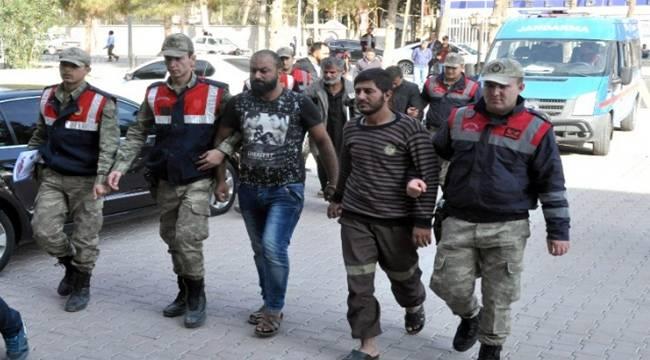 Şanlıurfa'da DEAŞ üyesi 3 terörist yakalandı