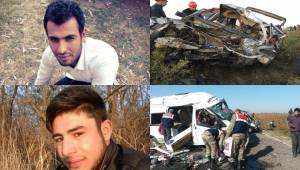 Şanlıurfa'da Feci Kaza, 2 Ölü 18 Yaralı
