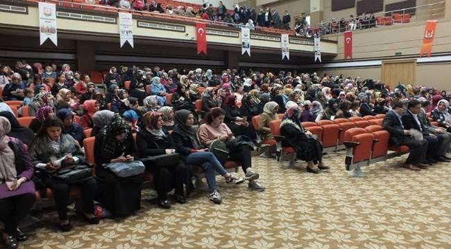 Şanlıurfa'da Organ Bağışı Konferansı- Videolu Haber