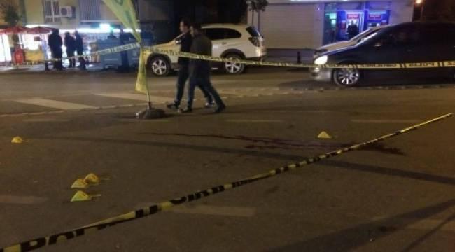 Şanlıurfa Emniyet Caddesinden Silahlı Saldırı