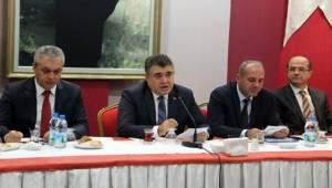 Şanlıurfa Emniyet Müdürü, Tefecilere Toplam 42 Operasyon Yapıldı