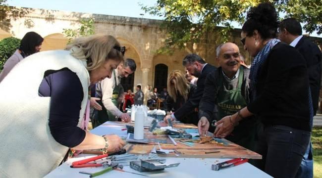 Şanlıurfa Mozaik Çalıştayı ve Yarışması Başladı- Videolu Haber