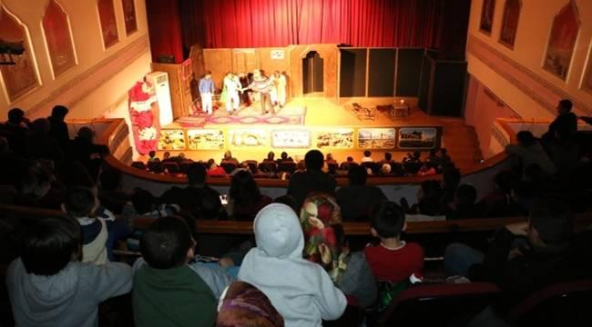 Şanlıurfa Şehir Tiyatrosu Yeni Sezonu Başlıyor-Videolu Haber