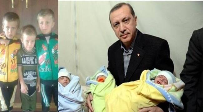 Şanlıurfa Valiliği, Üçüz Recep, Tayyip, Erdoğan Yaşıyor
