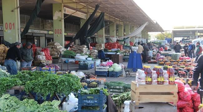 Sebze ve Meyve Fiyatlarında Yıl Aşırı Artış Beklenmiyor