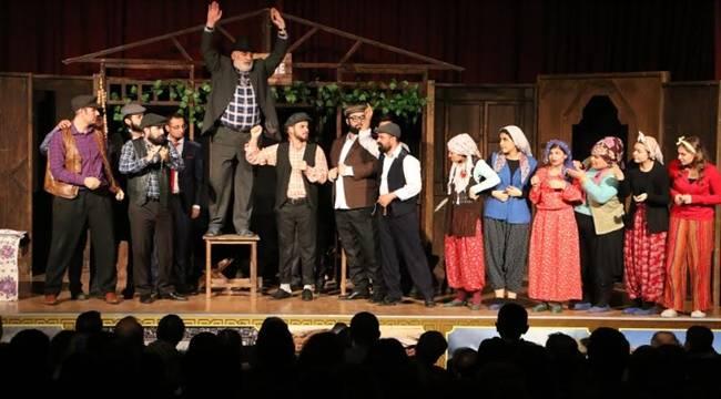 Şehir Tiyatrosu Öğretmenler İçin Sahne Aldı- Videolu Haber