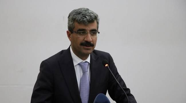 SGK Başkanı Bağlı, Urfa'da Kayıt Dışı Hedefini Açıkladı-Videolu Haber