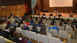 Sosyolog Yazar Polat Doğru Urfalı Öğretmenlere Seminer Verdi