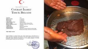 ŞUTSO, Çiğ Köfte Şanlıurfa'nın Tescilli Ürünü