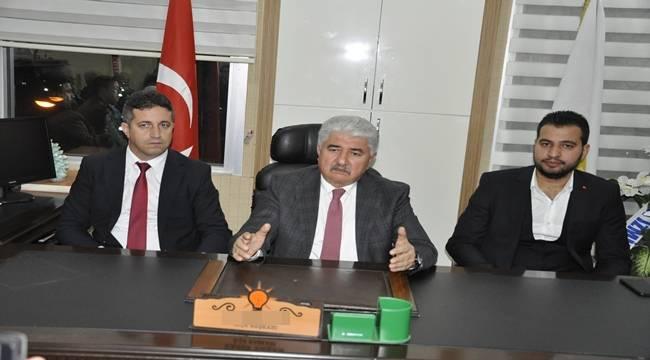 Türkoğlu, 4 milyona yakın Suriyeliye ensarlık yapıyoruz