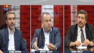 Tuzlu Duru TV'de Güler'in konuğu oldu -Videolu Haber