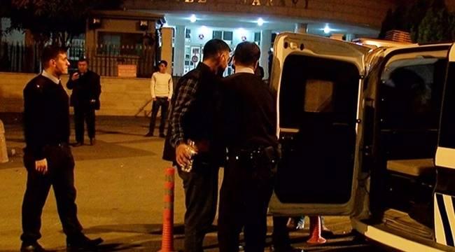 Urfa Adliyesi Önünde Kavga Çıktı, 7 Kişi darp edildi-Videolu Haber