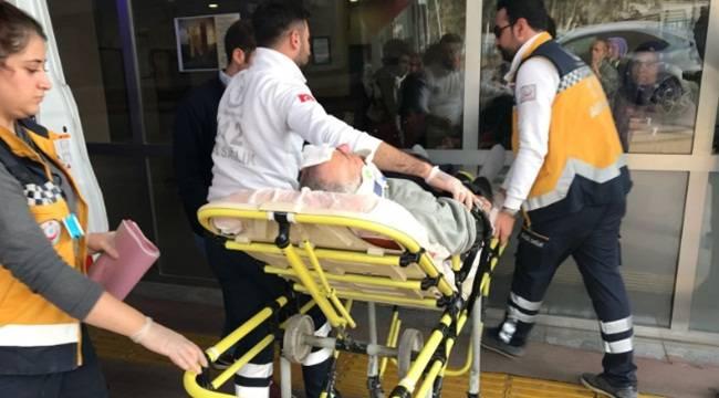 Urfa-Bozova Yolunda Kaza, 3 Yaralı