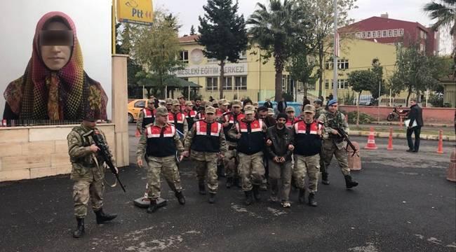 Urfa'da 12 Terörist Tutuklandı