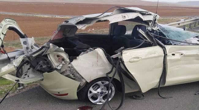Urfa'da 6 Asker Yaralandı