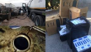 Urfa'da 6 Ton Kaçak Yakıt, 5 Bin Paket Kaçak Sigara Yakalandı