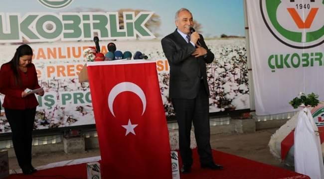 Urfa'da Çukobirlik Sawgınpress Fabrikası Açıldı