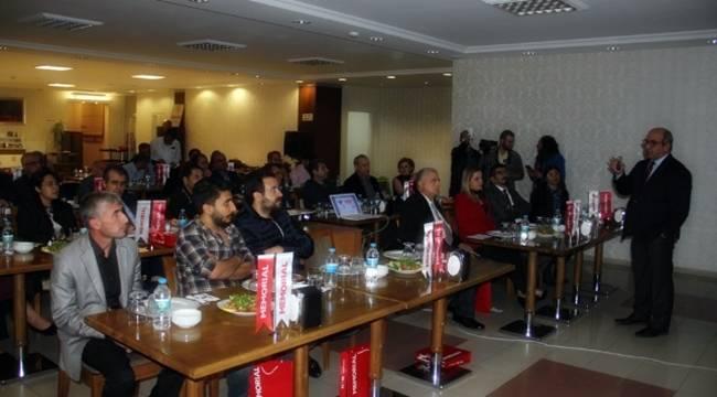 Urfa'da Doktorlara Karaciğer Nakli Anlatıldı