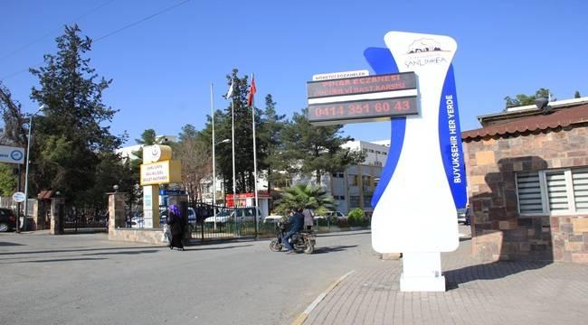 Urfa'da Hastane Önlerinde Yeni Uygulama- Videolu Haber