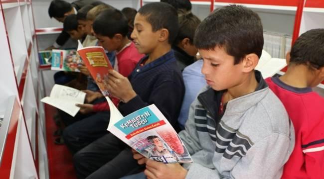 Urfa'da Hedef 1 Milyon Okuyucuya Ulaşmak-Videolu Haber