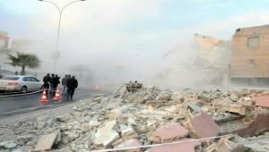 Urfa'da İşçi faciayı önledi