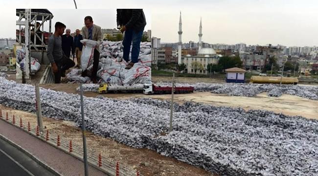 Urfa'da Kömür Dağıtımı Başladı- Videolu Haber